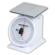 Detecto® PT-5R Enamel Finish Rotating Dial 5 Lb. Portion Scale