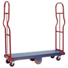 Win-Holt® 300-60D-ULTRA Welded Steel 2000 Lb. Capacity U-Boat Cart