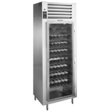 "Traulsen UR48WT-35 S/S 48"" Half Solid Door Spacesaver Wine Cooler"