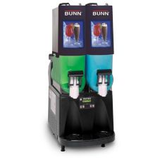 BUNN® 34000.0011 Ultra-2 Gourmet Ice Drink Machine with Hoppers
