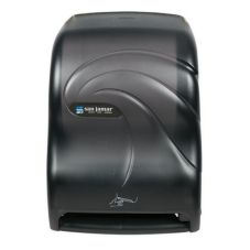 San Jamar T1490TBK Smart System Paper Towel Dispenser with iQ Sensor