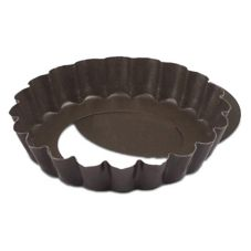 "JB Prince 4"" Removable Bottom Tartlette Mold"