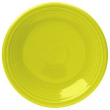 "Homer Laughlin China 464332 Fiesta Lemongrass 7-1/4"" Plate - 12 / CS"