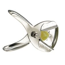 American Metalcraft S/S Strainer-Type Lemon / Lime Squeezer