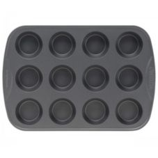 Baker's Secret® 1075062 Non Stick 12 Cup Muffin Pan