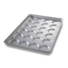Chicago Metallic 42495 ePan Aluminum Hamburger Bun Pan For 24 Buns