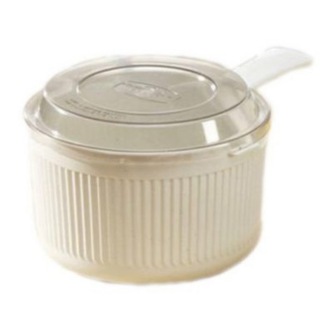 Nordic Ware 67404h 1 Qt Microwaveable Sauce Pan With Lid Wasserstrom