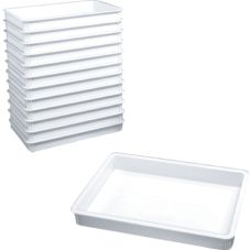Win-Holt® PD-18263 Heavy Duty ABS Pizza Dough Box