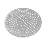 "American Metalcraft 18907P Perforated Aluminum 7"" Pizza Disk"
