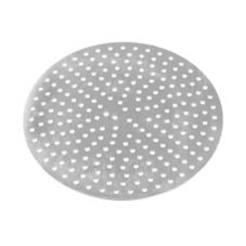 "American Metalcraft Perforated Aluminum 7"" Pizza Disk"
