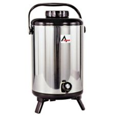 Adcraft BDI-10 Stainless Steel 10 Qt Insulated Beverage Dispenser