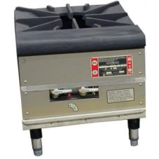 Town Food Service SR-24-G-SS-N Grate Top Stock Pot Range