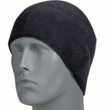 Refrigwear One Size Fits All Black Fleece Hat / Cap