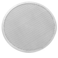 "American Metalcraft 18709 HD Aluminum 9"" Round Pizza Screen"
