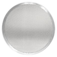 "American Metalcraft 18708 HD Aluminum 8"" Round Pizza Screen"