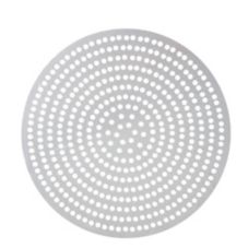 American Metalcraft 18912SP Aluminum Super-Perforated 12 In Pizza Disk