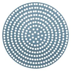 "American Metalcraft Aluminum Super-Perforated 15"" Pizza Disk"