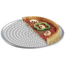 American Metalcraft Super-Perforated Wide Rim 16 In Aluminum Pizza Pan