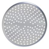 American Metalcraft PHACTP16 Perforated Aluminum Coupe 16 In Pizza Pan