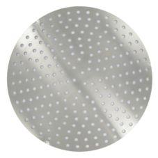 "American Metalcraft 18916PF Perf Aluminum 16"" Pizza Disk w/ Feet"
