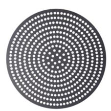 American Metalcraft 18916SPHC Super-Perforated 16 In Alum. Pizza Disk
