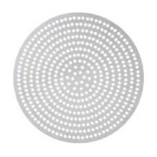 "American Metalcraft Aluminum Super-Perforated 18"" Pizza Disk"