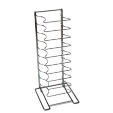 American Metalcraft Standard Size Pizza Rack w/ 11 Shelves