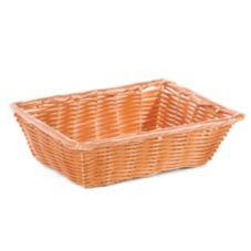"""Willow Specialties 4125 10"""" x 7-1/2"""" Rectangular Basket"""