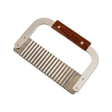 Browne Foodservice 923P Garnish / Serrator with Corrugated Blade