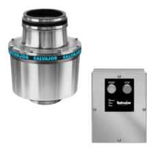 Salvajor 200-CA-15-MSS 2-HP Disposer with Cone Assembly / Fixed Nozzle