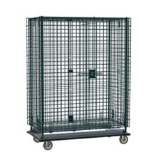 "Metro® SEC55LK3 Heavy-Duty 28-1/16"" x 50-1/2"" Mobile Storage Unit"