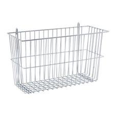 "Metro® H212C Smartwall G3™ 17-3/8 x 7-1/2 x 10"" Wire Basket"