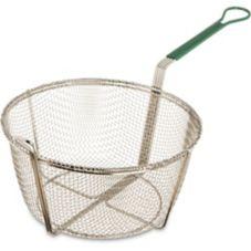 "Carlisle® 601031 11-1/2"" S/S Round Fryer Basket"