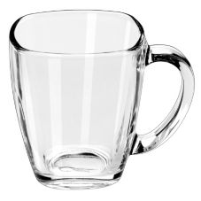 Libbey® 5352 Tempo Square 14 Oz Mug with Handle - 12 / CS