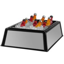"Gourmet Display BH1220 Rigid 20 x 12"" Mirror Beverage Housing"