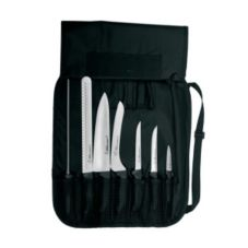 Dexter Russell SofGrip™ 7-Piece Chefs Knife Set w/ Black Handles