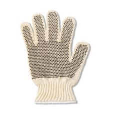 Ansell 76-101/LG Multi-Purpose Large White Gloves - Dozen