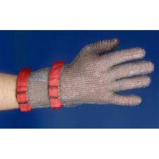 "X-Large 5-Finger S/S Mesh Glove w/ 3"" Cuff"