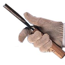 Wells Lamont 333370 Knifehandler Small Cut Resistant Glove with Cuff