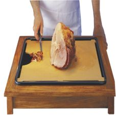 Cal-Mil 810-53 Cut-Mate® Carving Station with Cutting Board