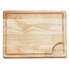 "Fox Run™ 4151 Wooden 12"" x 16"" Carving Board"