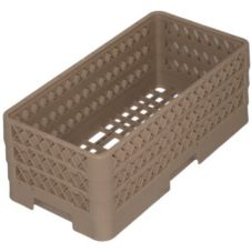 "Traex® HR1AAA Beige Half-Size 7-5/16"" High Open Rack"