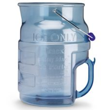 Safety Mate® 4 Gallon Capacity Polycarbonate Ice Porter