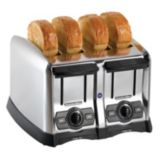 Proctor Silex 24850 Commercial 4 Slot Bagel Toaster