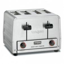 Waring® WCT810 Heavy-Duty 120V Toast / Bagel Toaster