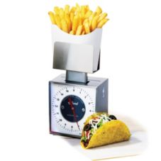 Edlund SS-16 P Compact Scale with French Fry / Taco Platform