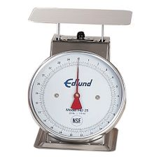 Edlund HD-25 HD S/S 25 lb Capacity Mechanical Portion Control Scale