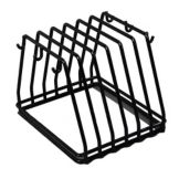 Carlisle® 1187903 6-Slot Cutting Board Rack