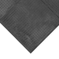 Apex™ 411-629 Black 3' x 8' Traction Mat® Floor Mat