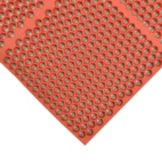 "NoTrax® 406-183 Optimat® Red 36"" x 36"" Floor Mat"